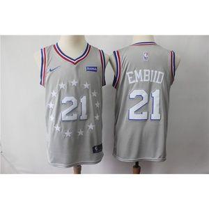Philadelphia 76ers Joel Embiid Jersey (4)